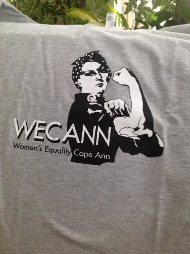 WECANN teeshirt fundraiser for ACLU