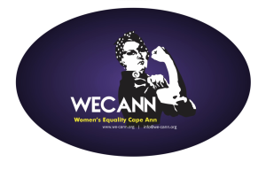 WECANN button/bumper sticker fundraiser
