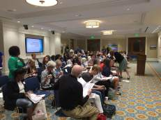Great turnout at last automatic voter registration lobby day!: June 28, 2017