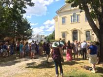 Post-Charlottesville Rally (Gloucester UU): August 13, 2017