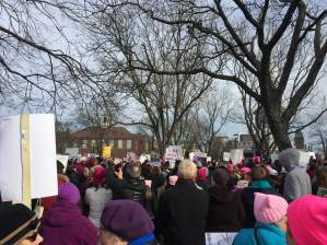 2018 Women's March (on Cambridge, MA): January 20, 2018